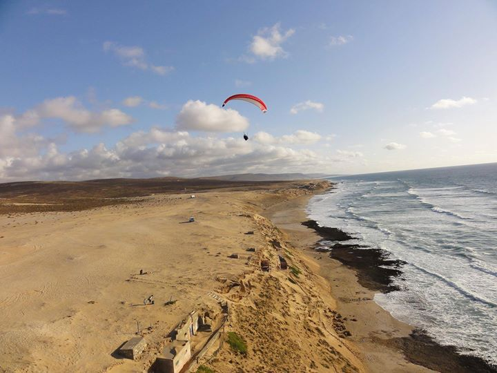 Argan Region Activities Paragliding
