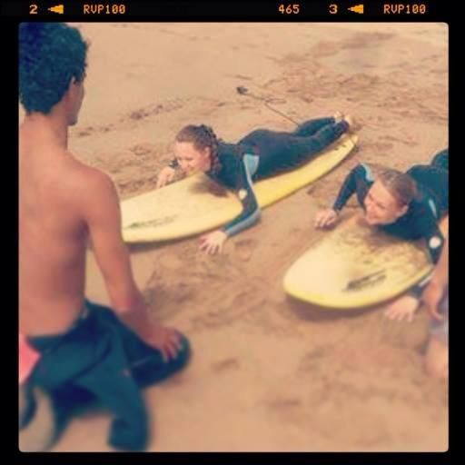 Argan Region Holidays Surfing