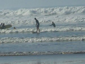 Argan Region Activities Surf the waves