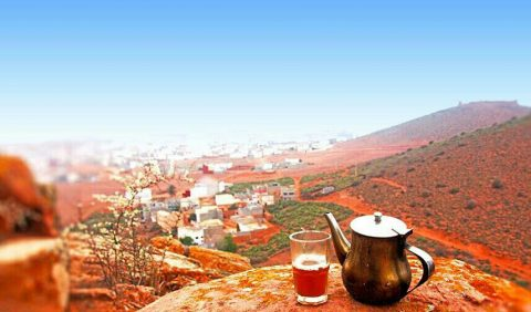 Argan Region Holidays whiskey moroccan on the hillside